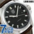 【1000円OFFクーポン 18日9:59まで】ルミノックス 1830シリーズ 腕時計 LUMINOX ドレスフィールド メンズ 1831 ブラック