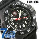 ルミノックス ネイビーシールズ 3500シリーズ 腕時計 LUMINOX メンズ 3501 オールブラック 時計【あす楽対応】