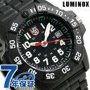 ルミノックス ネイビーシールズ 3500シリーズ 45mm 腕時計 3502 オールブラック LUMINOX 時計【あす楽対応】