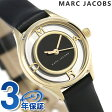 マークジェイコブス ティザー 25mm レディース 腕時計 MJ1381 MARC JACOBS スケルトン×ブラック