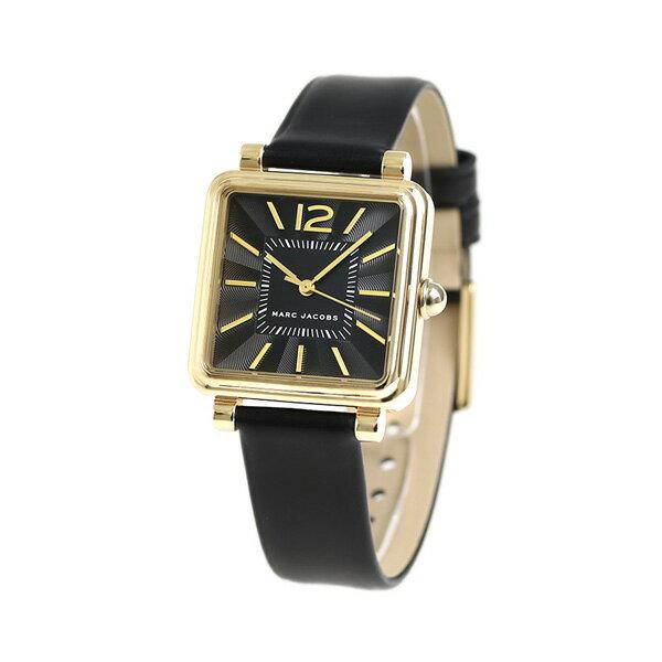 マークジェイコブス 時計 レディース ヴィク 30 MJ1522 MARC JACOBS 腕時計 ブラック【あす楽対応】