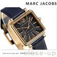 マーク ジェイコブス ヴィク 30 クオーツ メンズ MJ1523 MARC JACOBS 腕時計 ブラック