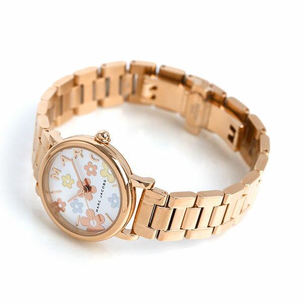マークジェイコブス 時計 レディース クラシック ロキシー 28mm 花柄 フラワー MJ3582 MARC JACOBS 腕時計【あす楽対応】