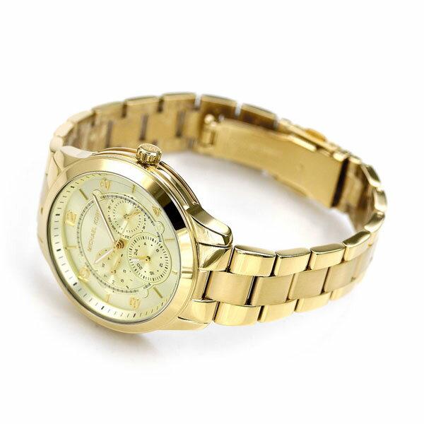 マイケルコース レディース 腕時計 38mm カレンダー 日付表示 MK6588 MICHAEL KORS ランウェイ 時計【あす楽対応】