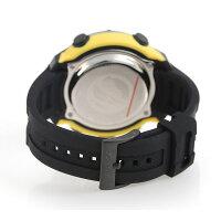 ノーティカNMX15クロノグラフクオーツ腕時計NAI19523GNAUTICAオールブラック