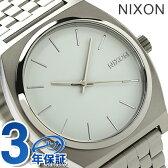 ニクソン A045100 nixon ニクソン 腕時計 タイムテラー ホワイト