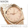 ニクソン A045897 nixon ニクソン タイムテラー 腕時計 オールローズゴールド