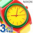 ニクソン A1191114 nixon ニクソン 腕時計 タイムテラー ピー ラスタ【あす楽対応】