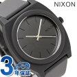 ニクソン A119524 nixon ニクソン 腕時計 タイムテラーP マットブラック【あす楽対応】