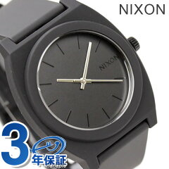 [新品][1年保証]nixon ニクソン 腕時計 The Time Teller P A119 タイムテラーP マットブラック ...