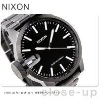 nixonニクソン腕時計THECHRONICLESSA198クロニクルオールブラックA198001