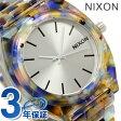 ニクソン A3271116 nixon ニクソン 腕時計 タイムテラー アセテート ウォーターカラー アセテート