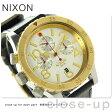 ニクソン A3631884 nixon ニクソン 48-20 メンズ 腕時計 シルバー/ゴールド/ブラック【あす楽対応】