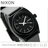ニクソン A425000 nixon ニクソン スモールタイムテラーP レディース 腕時計 ブラック