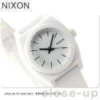 ニクソンスモールタイムテラーPレディース腕時計A425100nixonA425ホワイト