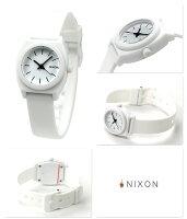 ニクソン A425100 nixon ニクソン スモールタイムテラーP レディース 腕時計 ホワイト