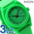 ニクソン A425330 nixon ニクソン スモールタイムテラーP レディース 腕時計 グリーン【あす楽対応】
