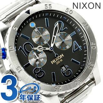 Nixon 48-20 Chrono Watch quartz A4861529 nixon A486 midnight GT