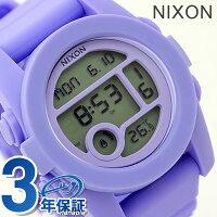 ニクソン腕時計ユニット40A490パステルパープルTHEUNIT40nixonA4901366