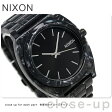ニクソン タイムテラー アセテート クオーツ 腕時計 A3272185 nixon ブラック/シルバー/マルチ