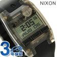 ニクソン コンプ S デュアルタイム レディース 腕時計 A336001 NIXON オール ブラック