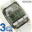 ニクソン A336126 nixon ニクソン コンプ S デュアルタイム クロノグラフ レディース 腕時計 オールホワイト