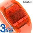 ニクソン A3362040 nixon ニクソン コンプ S デュアルタイム クロノグラフ レディース 腕時計 オールブライトコーラル