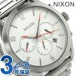 【1000円OFFクーポン 18日9:59まで】ニクソン 腕時計 レディース nixon A366100 ブレット ホワイト