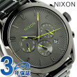 ニクソン A366131 nixon ブレット レディース 腕時計 ガンメタル