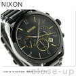 ニクソン A3661616 nixon ブレット レディース 腕時計 オールブラック/ミックス【あす楽対応】