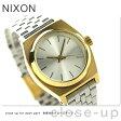 ニクソン スモール タイムテラー レディース 腕時計 A3992062 NIXON ゴールド/シルバー/シルバー【あす楽対応】