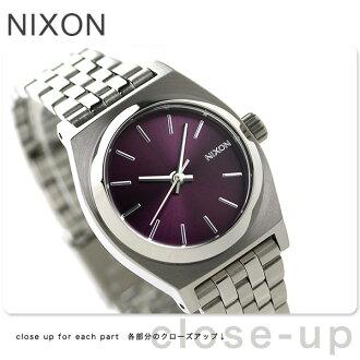 尼克鬆A3992157 nixon sumorutaimuteraredisu手錶季屬植物