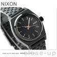 ニクソン A399957 nixon ニクソン スモール タイムテラー レディース 腕時計 オールブラック/ローズゴールド【あす楽対応】