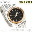ニクソン A399SW2445 nixon スターウォーズ ファズマ スモール タイムテラー 腕時計 シルバー