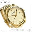 ニクソン A418502 nixon ブレット レディース 腕時計 オールゴールド