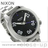 ニクソン A468000 nixon レンジャー 40 ユニセックス 腕時計 ブラック