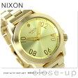 ニクソン A468502 nixon レンジャー 40 ユニセックス 腕時計 オールゴールド