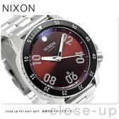 ニクソン レンジャー クオーツ メンズ 腕時計 A5062097 nixon ブラウンサンレイ