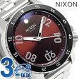 【1000円OFFクーポン付】ニクソン レンジャー クオーツ メンズ 腕時計 A5062097 nixon ブラウンサンレイ