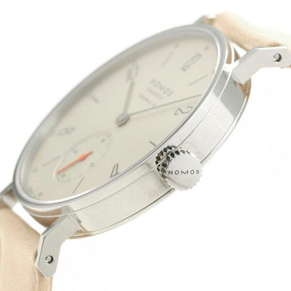 【25日は2万円割引クーポンにポイント最大22倍】ノモスNOMOSドイツ製自動巻き176タンジェントネオマティック35mmレディース腕時計TN130011CH2シャンパーニュ時計【あす楽対応】