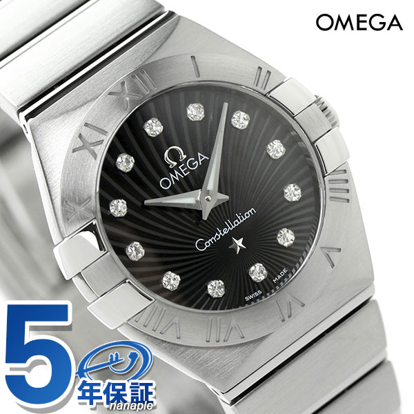 腕時計, レディース腕時計 1523 24mm 123.10.24.60.51.001 OMEGA