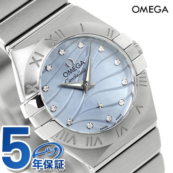 腕時計, レディース腕時計  24mm 123.10.24.60.57.001 OMEGA
