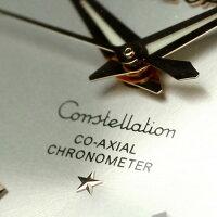 オメガコンステレーションコーアクシャル35mm自動巻き123.20.35.20.02.003OMEGA腕時計シルバー