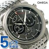 オメガ デビル クロノスコープ クロノグラフ 自動巻き 422.10.44.51.06.001 OMEGA 腕時計