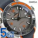 オメガ シーマスター プラネットオーシャン 600M 自動巻き 215.92.44.21.99.001 腕時計 新品 時計【あす楽対応】