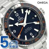 オメガ シーマスター プラネットオーシャン 600M 232.30.44.22.03.001 OMEGA 腕時計 ブルー