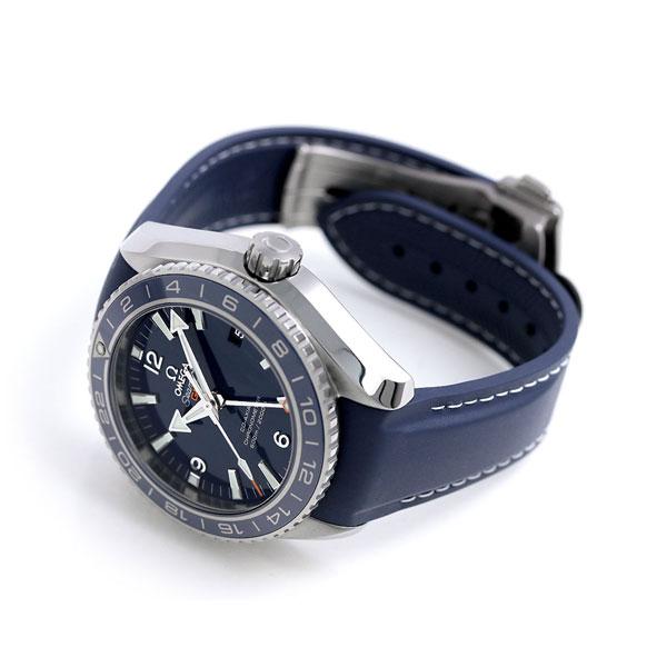 【9月上旬入荷予定 予約受付中♪】オメガ シーマスター プラネットオーシャン 600M GMT 自動巻き 232.92.44.22.03.001 OMEGA 腕時計 新品 時計