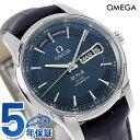オメガ デビル アニュアル カレンダー 41MM 自動巻き メンズ 431.33.41.22.03.001 OMEGA 腕時計 新品