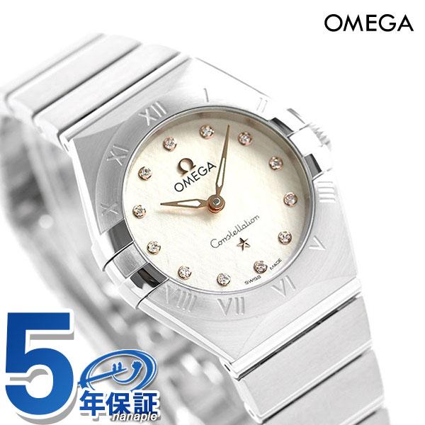 腕時計, レディース腕時計 25132 25mm 131.10.25.60.52.001 OMEGA