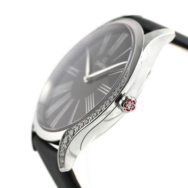 【25日は全品5倍でポイント最大22倍】オメガデビルトレゾア39mmダイヤモンドレディース腕時計428.17.39.60.01.001OMEGAブラック【あす楽対応】